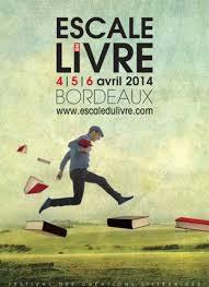Escale de livre 2014 Bordeaux