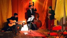 Tapas Concert : Trio Piège
