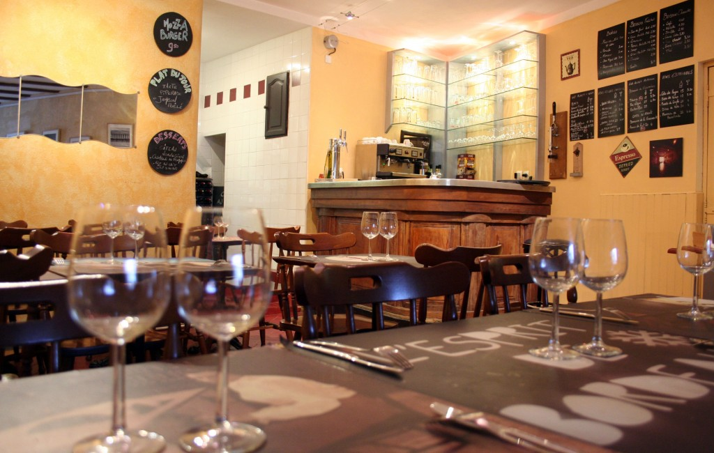 Bordeaux restaurant Tapa l'oeil
