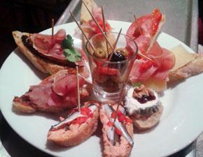 Bordeaux restaurant Tapa l\'oeil