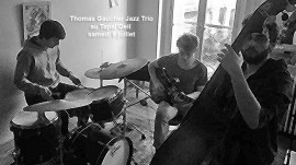 Thomas Gaucher Jazz Trio 2